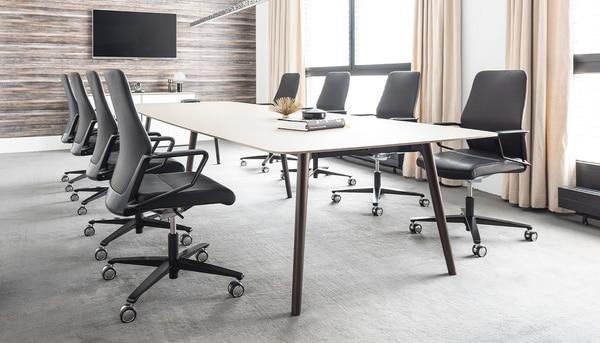 Cadeiras de reunião e conferências Züco