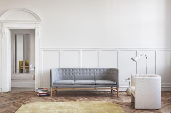 Mobiliário e decoração nórdica AndTradition