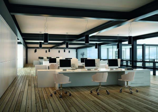 A Prima é uma das cadeiras de escritório mais icónicas da marca italiana Luxy
