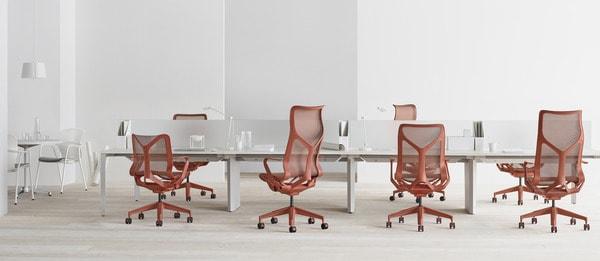 Cadeiras Herman Miller Cosm