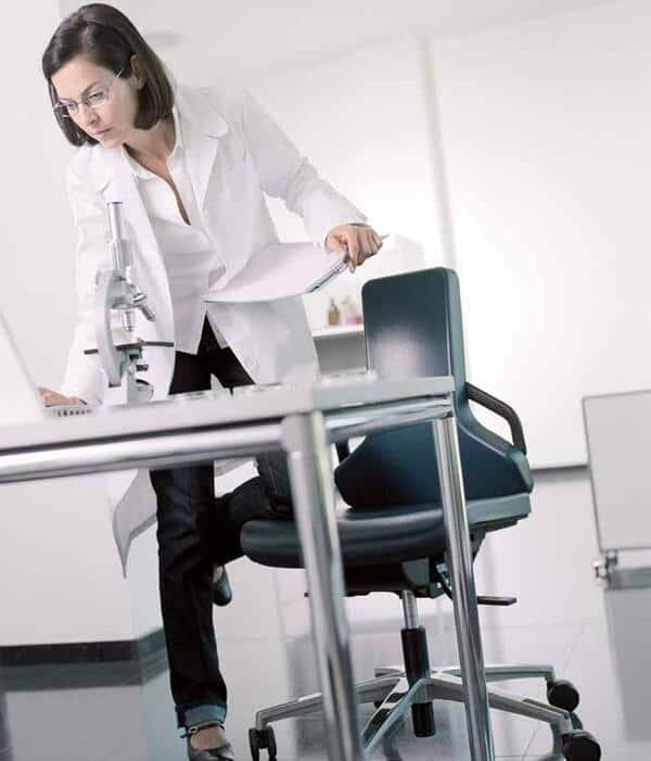Cadeira ergonómica Dauphin