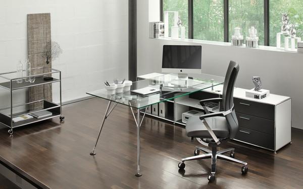 mobiliário de escritório modular da dauphin home