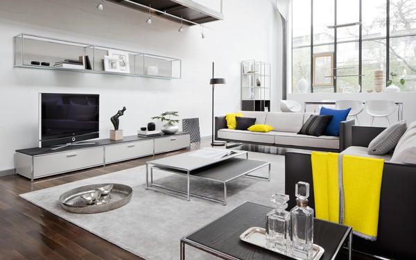 Móveis de sala de estar Dauphin Home