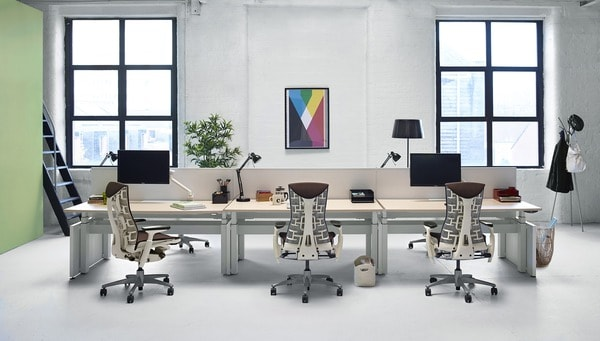 Cadeiras Herman Miller Embody