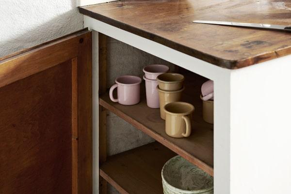 Serviço de cozinha e ideias de decoração da marca dinamarquesa