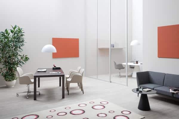 Coleção de iluminação interior de design pedrali