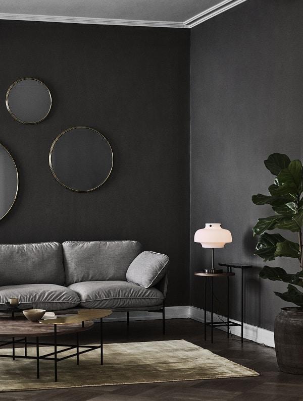 Espelhos e tapetes são alguns dos artigos de decoração que a marca tem no seu portfólio