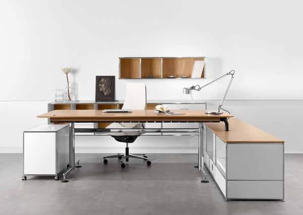 Mobiliário de design modular Bosse